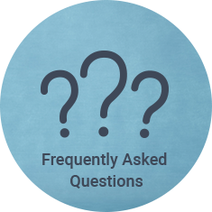 Icon consisting of 3 question marks